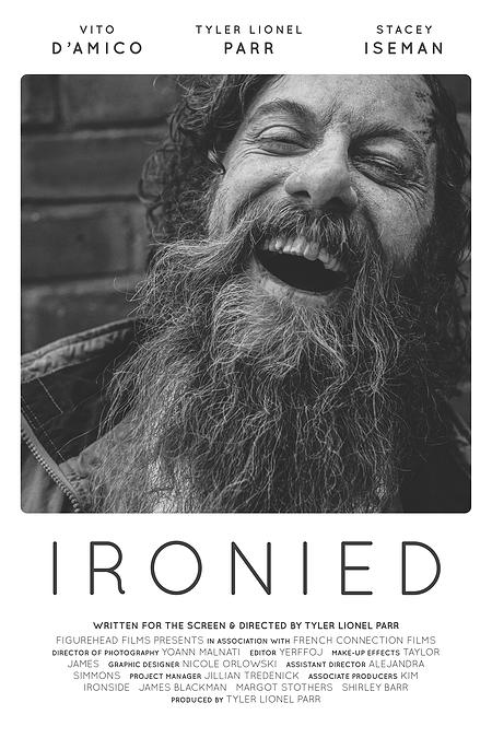 Ironied Film Poster